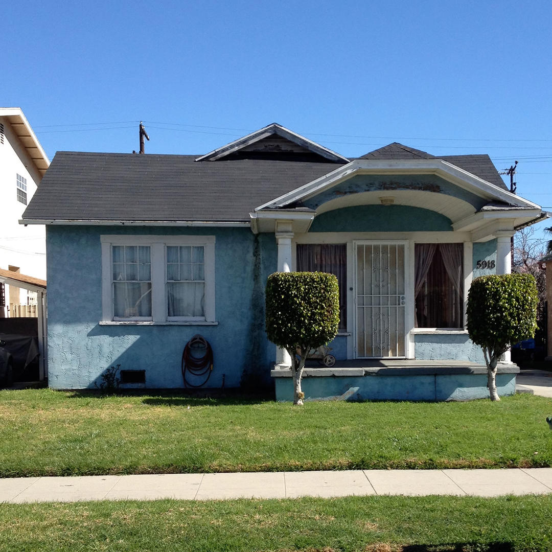 Big Houses In Los Angeles California: Boyz N The Hood, Tre's House In Los Angeles, CA