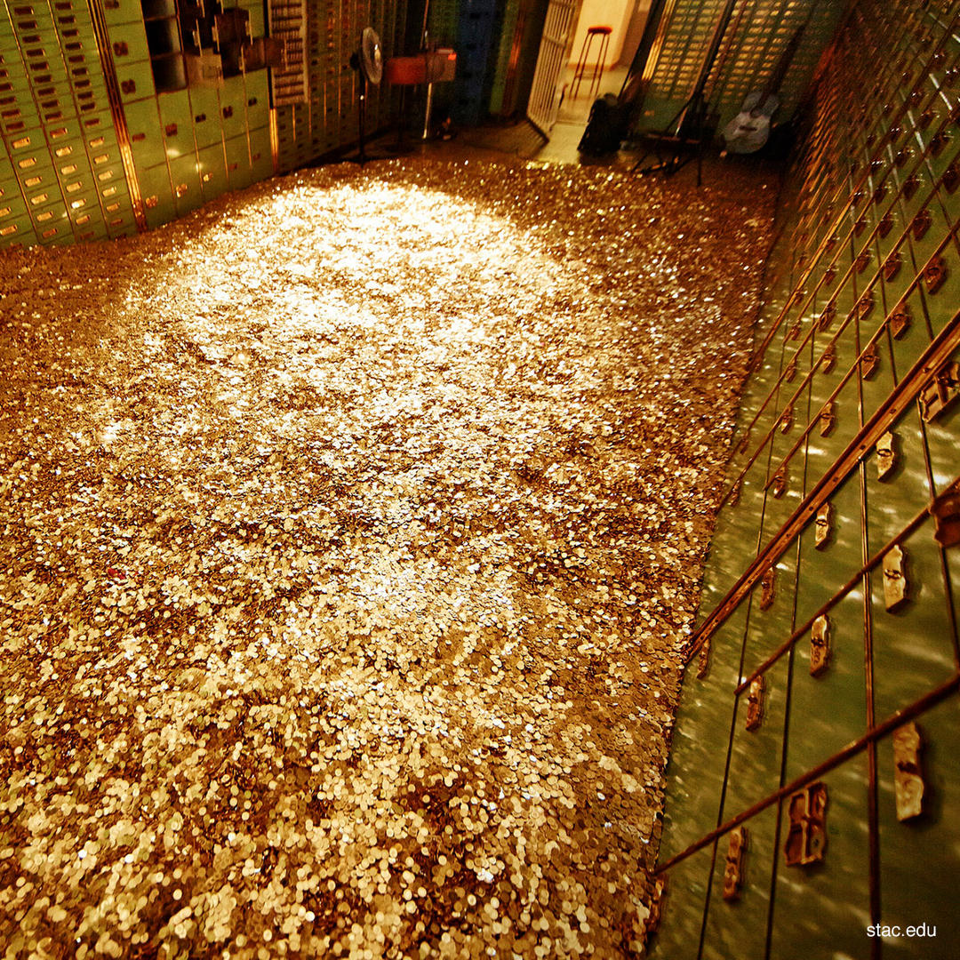 Museum Gold Vault Tour In New York Ny