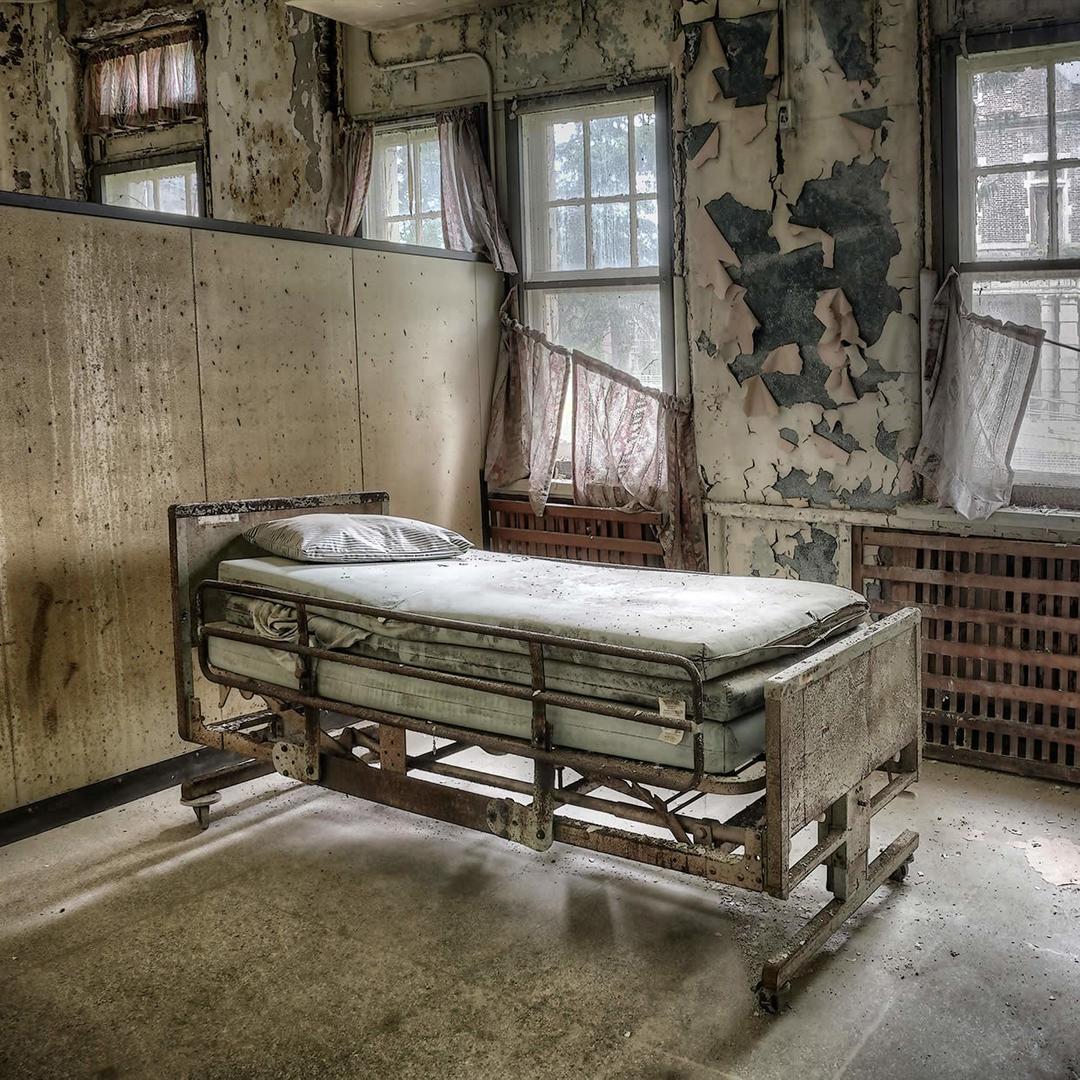 Pennhurst Haunted Asylum In Spring City Pa