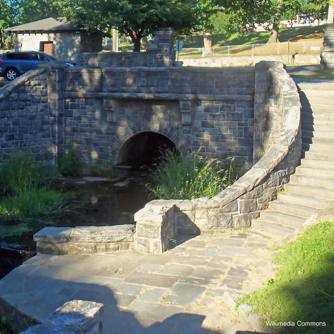 Sleepy Hollow Ny Pinkster: Sleepy Hollow Village In Sleepy Hollow, NY